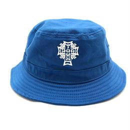 DOGTOWN BUCKET HAT (BLUE)