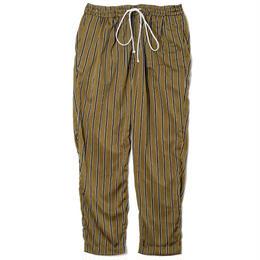 FLATLUX Ideal Eazy Pant (olive stripe)