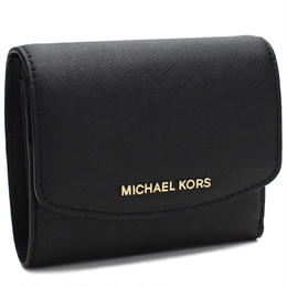 マイケル・コース(MICHAEL KORS)MONEY PIESES 三つ折り財布 小銭入れ付き