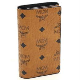 エムシーエム (MCM) 4連キーケース MXK6AVI34 CO001 ブラウン系