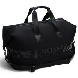 ヒューゴ ボス (HUGO BOSS) BOSS Greenボス グリーン ボストンバッグ 50332081 10197692 001 ブラック