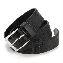 ヒューゴ・ボス (HUGO BOSS) メンズベルト50213547 001BLACK ブラックサイズ(#85)