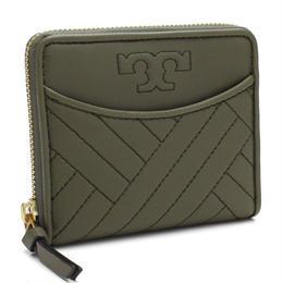 トリーバーチ(TORY BURCH) ALEXA ラウンドファスナー折り財布
