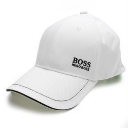 ヒューゴ・ボス (HUGO BOSS) CAP 1 キャップ ワン メンズ 帽子 50245070 10102996 100 ホワイト系