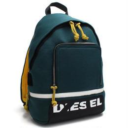 ディーゼル(DIESEL)SCUBA-B リュック  グリーン系