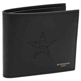 ジバンシー (GIVENCHY) 2つ折り財布BK06021323 001BLACK ブラック
