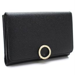 ブルガリ(BVLGARI) BVLGARI BVLGARI Wホック財布 中財布