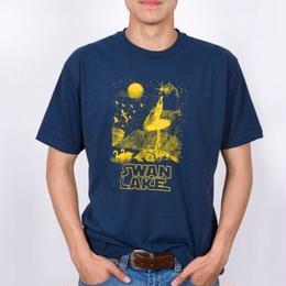 スターウォーズのパロディ⁈ SWAN LAKE  Tシャツ