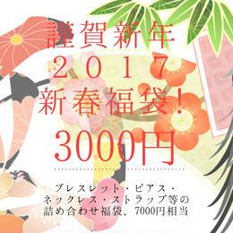 新春福袋2017★7000円相当→3000円!詰め合わせ