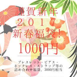 新春福袋2017★3000円相当→1000円!詰め合わせ
