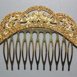 Peina Dorada Corona De Osiris