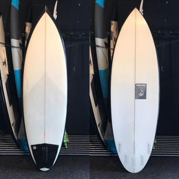 【USED】[CHRISTENSON SURFBOARDS] CafeRacer 5'8″