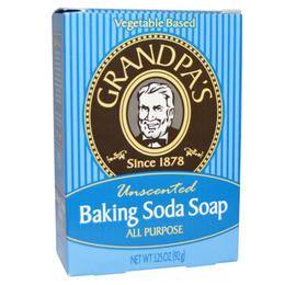 Grandpa's シンプル石鹸