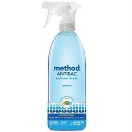 method  バスルームクリーナー