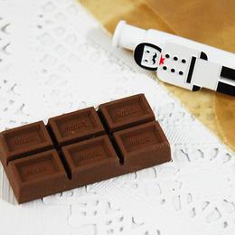 ブルネン チョコレート 消しゴム