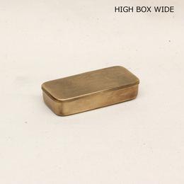 真鍮製 ツールボックス