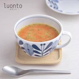 ルオント 北欧柄 スープマグカップ
