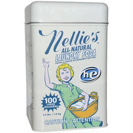 Nellie's  All natural ランドリーソーダ 100回分 1.5kg