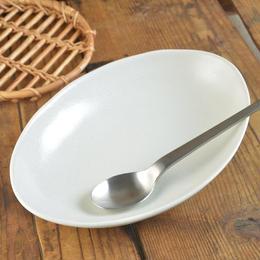 美濃焼  楕円カレー皿
