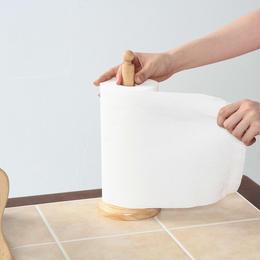 木製キッチンペーパーホルダー