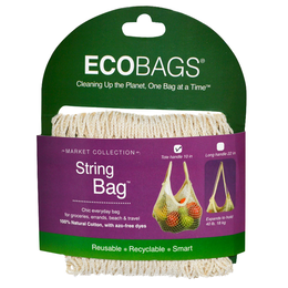 Eco-Bags Products マーケット コレクション ストリングバッグ®