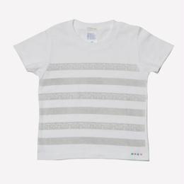 ぼくわたTシャツ ボーダーちゃん