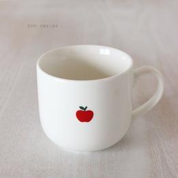 マグカップ・りんご