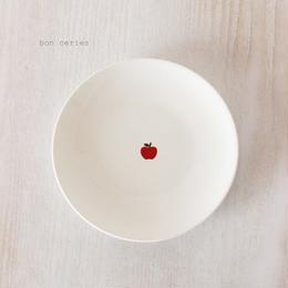 14cmプレート・りんご
