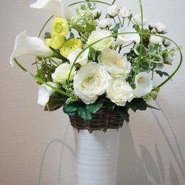 開店祝・装花・サロンのディスプレイアレンジメント