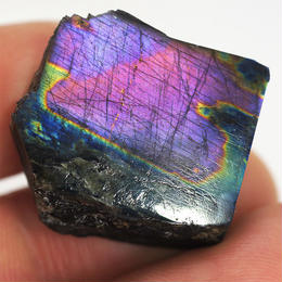 スペクトロライト 研磨原石 320