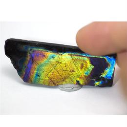 スペクトロライト 研磨原石 340