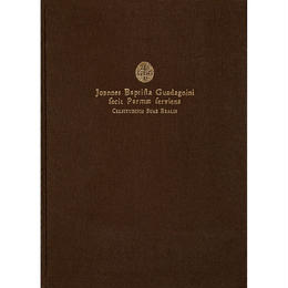 BOOK ジョバンニ・バティスタ・ガダニーニ