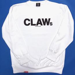 CLAWs CREW NECK SWEAT
