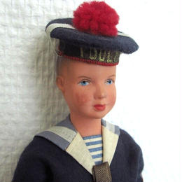 水兵さんのお人形