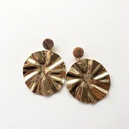 disk wave gold pierce