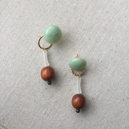 melon wood pierce