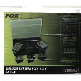 FOX ロイヤル デラックスシステムFOXボックス(ラージ)