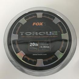 FOX トルク(グリーン)20lb