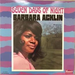 Seven Days Of Night  /  Barbara Acklin