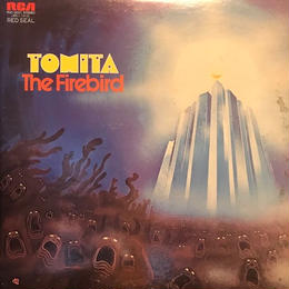 The Firebird  /  Isao Tomita (LP)