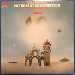 PICTURES AT AN EXHIBITION「展覧会の絵」  /  Isao Tomita (LP)