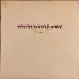 GRATITUDE  /  EARTH WIND & FIRE (LP)