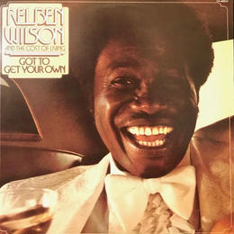 GOT TO GET YOUR OWN  /  REUBEN WILSON (LP) ★再発盤★