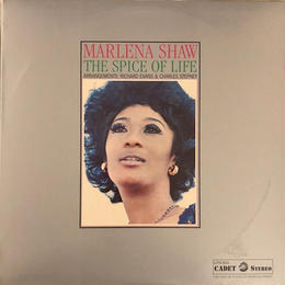 MARLENA SHAW   /  THE SPICE OF LIFE  (LP)