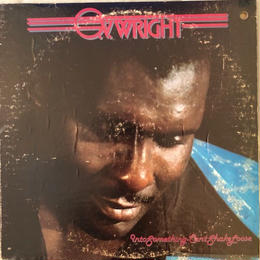 INTO SOMETHING(CAN'T SHAKE LOOSE)  /  O.V. WRIGHT (LP)