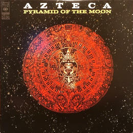 PYRAMID OF THE MOON  /  AZTECA (LP)
