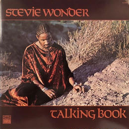 Talking Book  /  Stevie Wonder  (LP)  ★再発盤★