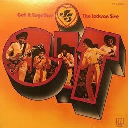 GET IT TOGETHER  /  JACKSON 5 (LP)