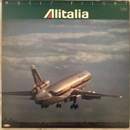 MUSIC FLIGHT / ALITALIA (LP)