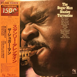 THE SUGAR MAN  /  STANLEY TURRENTINE (LP) ★帯あり★